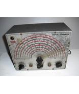 vintage   eico  signal  generator  model  320 - $24.99