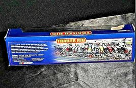 Blue Michele Wally #15 Die-Cast Collector Trailer Rig Winner's Circle AA19-NC80 image 3