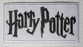 Harry Potter Embroidered Robe Iron On Patch 10 x 5.4 cm - $2.99