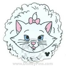 Disney Aristocats White Kitten WDW Hidden Mickey 2007 Series 2 Marie Pin - $14.05
