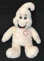 Build-A-Bear Workshop HALLOWEEN BOORIFIC WHITE GHOST Stuffed Plush Casper - $9.74