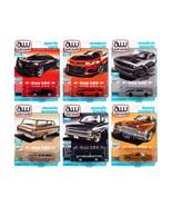 Autoworld Premium 2021 Set A of 6 pieces Release 2 1/64 Diecast Model Ca... - $89.00