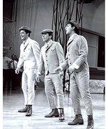 Robert Goulet Andy Williams Bobby Darin 8x10 Photo #S8217 - $9.79