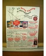 Catalog Herrschners Quality needlecrafts Since 1899 122S/D1 1998 - $7.19