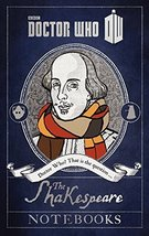 Doctor Who: The Shakespeare Notebooks [Hardcover] Richards, Justin - $3.71