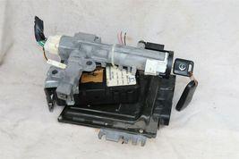 2005 Nissan Xterra 4x2 ECU ECM Computer BCM Ignition Switch W/ Key MEC35-612-A1 image 6