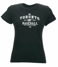 1XL Women's Toronto Blue Jays Tee Shirt MLB Baseball Authentic Collection NEW
