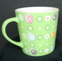 2005 Starbucks Green Bubble Design Rare Limited Edition Pink Lettering - $22.14