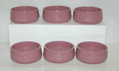 Aladdin Temp Rite Allure 31855 Mauve 8 Ounce Insulated Bowls 6 Piece Set