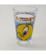 "1999 Warner Bros 5 3/4"" Looney Tunes Tweety Bird Drinking Glass - $7.99"