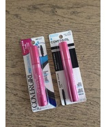 2 x Covergirl Professional super thick lashes Waterproof Mascara #225 Ve... - $13.99