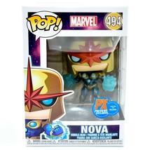 Funko Pop! Marvel Nova PX Previews Exclusive Limited Edition Action Figu... - $19.79