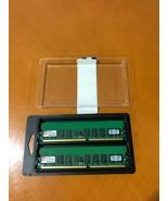 Kingston KTC-ML370G3/1G 2 Modules of 512MB PC2100 P/N 3732596 Memory RAM - $4.94