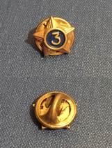 Vintage 70s Lapel Pins- Stick Pin Badges/Pin Backs- Metal/Plastic image 11