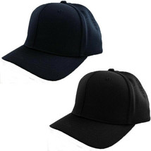 SMITTY | HT-306 | 6 Stitch Flex Fit Umpire Hat | Baseball Softball Umpir... - $19.99