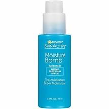 Garnier SkinActive SPF 30 Moisturizer with Hyaluronic Acid, 2.5 fl. oz - $20.33