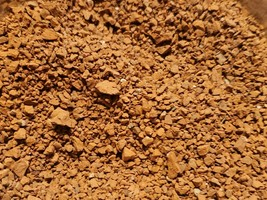 Red Brick Dust  3 pounds Rough Coarse-Chips - $48.00