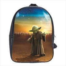 School bag yoda bookbag 3 sizes - $39.00+
