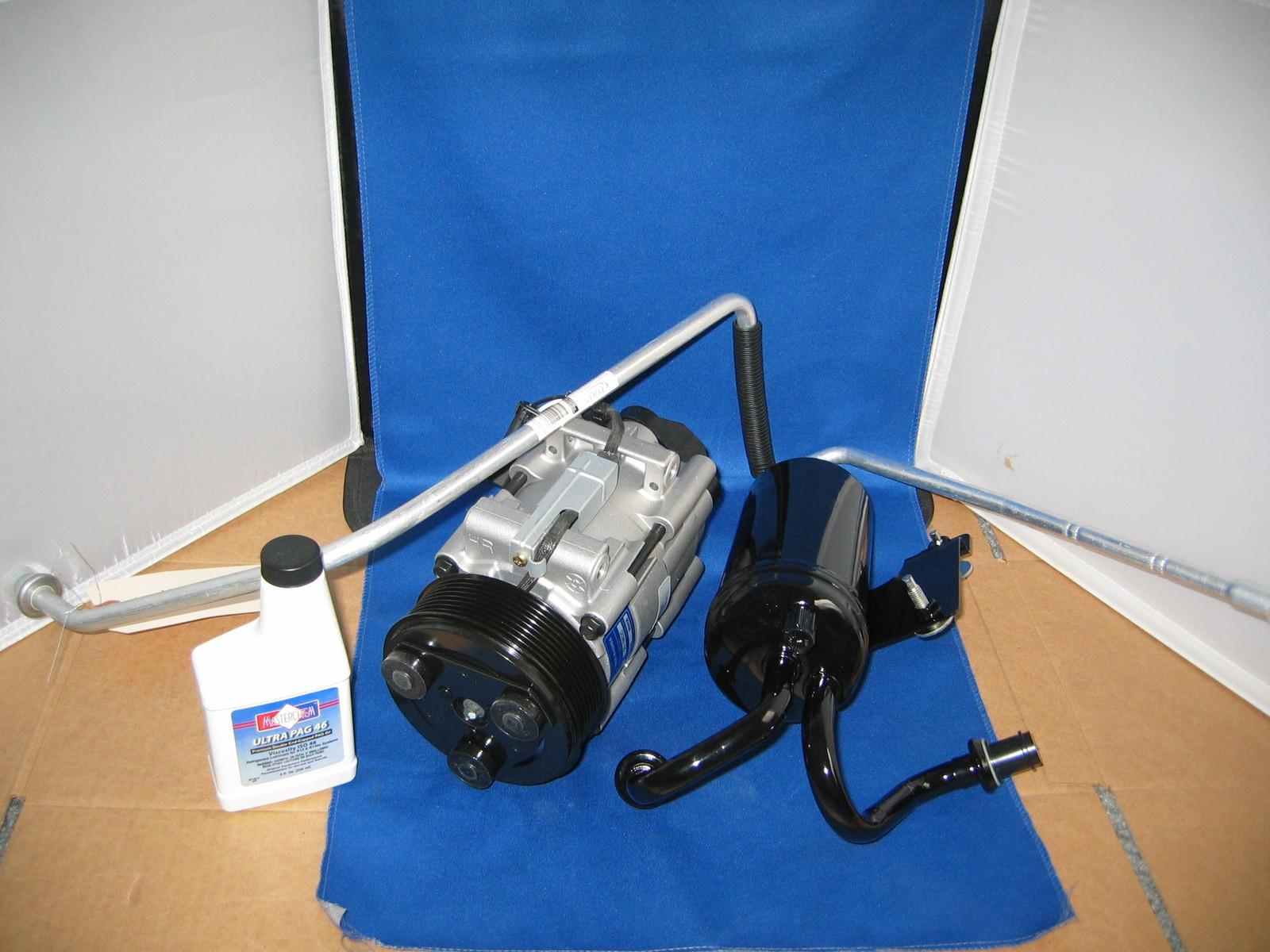 06 09 dodge ram 2500 3500 5.9 6.7 diesel auto air ac conditioning compressor kit  2