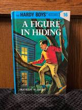 The Hardy Boys A Figure In Hiding Hardcover 1993 - $2.53