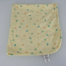 Carter's Child Of Mine Yellow Infant Blanket Jungle Animals Hello Hola C... - $49.49