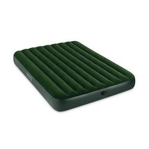 Airbed Inflatable Air Mattress Blow Up Camping Bed Queen With Hand Held ... - $58.62 CAD