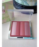 NIB Fullsize Clinique Shimmering Stripes Powder Blusher in CABANA PINK - $38.60