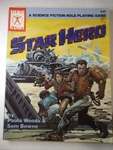 Hero Games Hero & Champions 3rd Ed Star Hero Paperback Vintage 1989 - $25.74