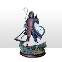 Naruto Uchiha Madara Statue Action Figure 300mm Anime Naruto PVC Figure - $98.99