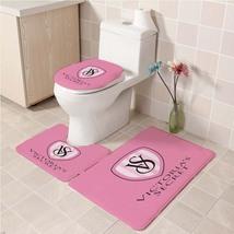 Hot Victoria's_Secret171 Toilet Set Anti Slip Good For Decoration Your Bathroom  - $20.09