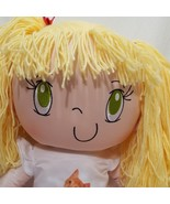 """My Friend Huggles Lily Kind Plush Size 34"""" Rag Doll Large Ballerina Toy ... - $32.78"""