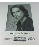 Michael Easton Autograph Reprint Photo 9x6 General Hospital One Life Liv... - $9.99