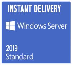 Windows Server 2019 Standard Key & Download -I NSTANT DELIVERY - $14.00