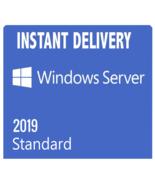 Windows Server 2019 Standard Key & Download -I NSTANT DELIVERY - $10.00
