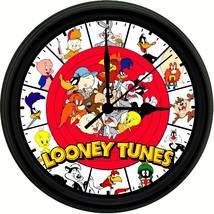 8 in clock face looney toons thumb200