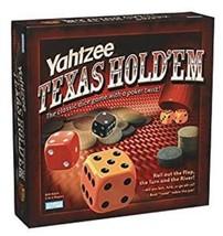 Yahtzee Texas Hold' Em by Hasbro (NIB) - $14.80