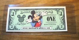 "2003 $1. DISNEY DOLLAR - MICKEY - Mint Condition - SERIES ""D"" - $18.95"