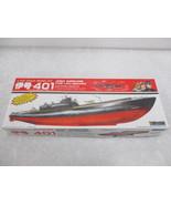 Doyusha motorised I-401 Japanese Sentoku diving Submarine 1/300 scale mo... - $59.40
