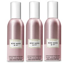 Bath & Body Works Rose Water & Ivy Concentrated Room Spray 3 Pack - $26.99