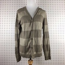 Gap Women's Longsleeve V-Neck Cardigan Sweater Gray Brown Size Extra Small XS - $27.21