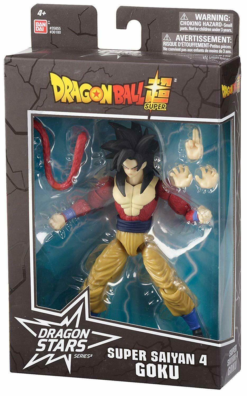 Dragon Stars Super Saiyan 4 Goku