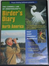 Birder's Diary Version 3 North America Thayer Birding Software CD-Rom Wi... - $6.83