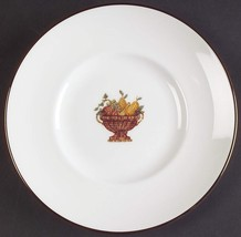 "LENOX ""FRUTTIFERO"" MOSAICO D'ITALIA BONE CHINA DESSERT PLATE 8"" MADE IN ... - $29.50"
