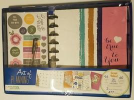 Art of Planning Kit Leisure Arts Journaling Planner Undated Calendar Be ... - $27.99