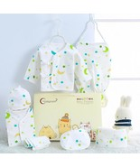 0-3 Months Infant Clothing Set Cotton Newborn Boys Clothes  Baby Underwe... - $12.36+