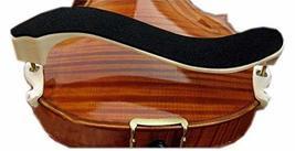 Full Size Violin Shoulder Rest White Fiddle Shoulder Pad 3/4 & 4/4