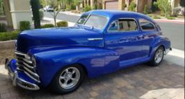 1947 Chevrolet Fleetline Aerosedan For Sale Henderson NV 89044 image 1