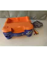 VTech V.Smile Console Only w AV Cable Untested For parts or not working - $17.80