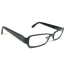 Marc by Marc Jacobs Black Gray Striped Rectangular Eyeglass Frames MMJ53... - $37.40