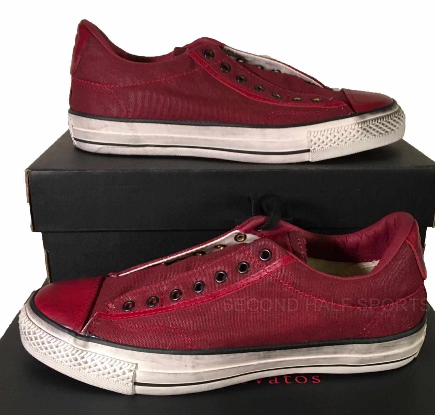 f1ce2131a614 S l1600. S l1600. Previous. Converse John Varvatos Burnished Canvas Chuck  Taylor Slip on Sneaker ...